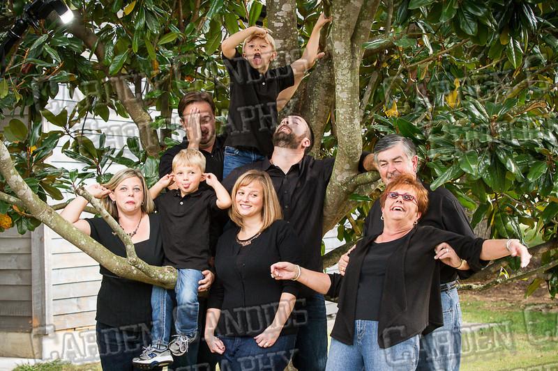 Jones Family at the Park-20