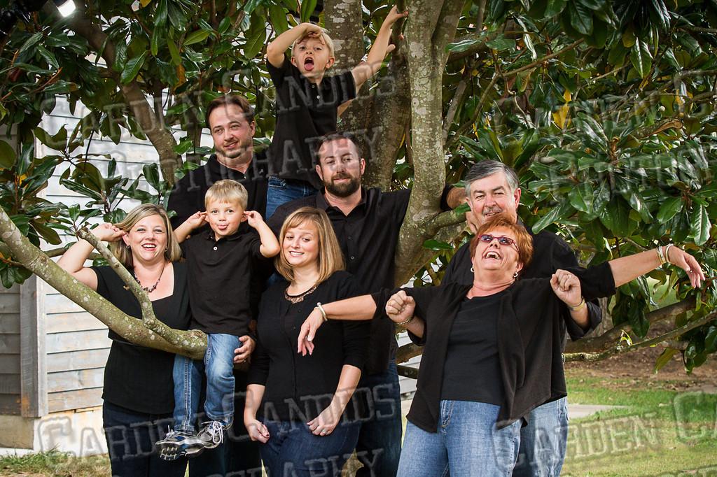 Jones Family at the Park-21