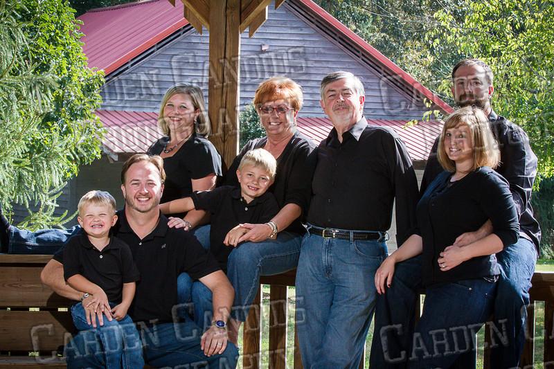 Jones Family at the Park-27