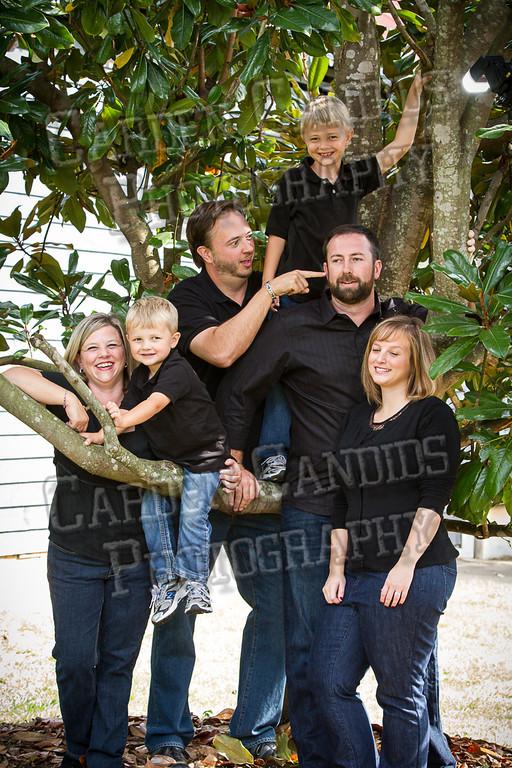 Jones Family at the Park-14