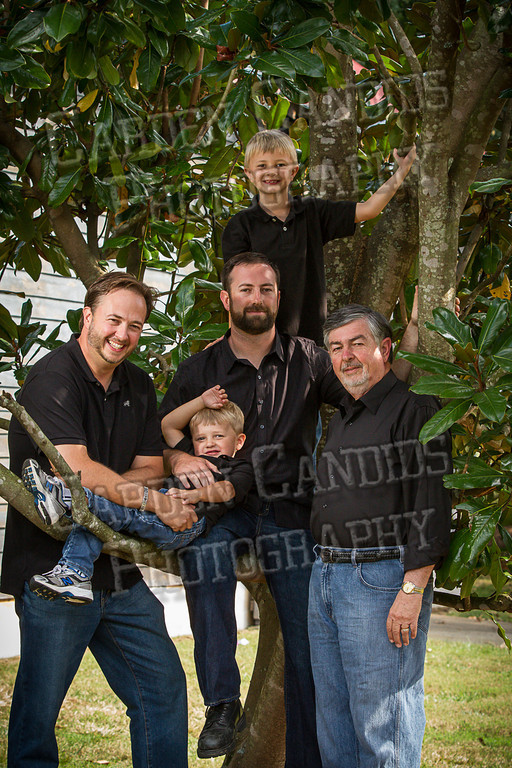 Jones Family at the Park-23