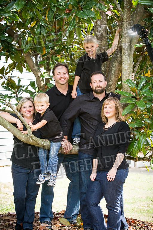 Jones Family at the Park-15