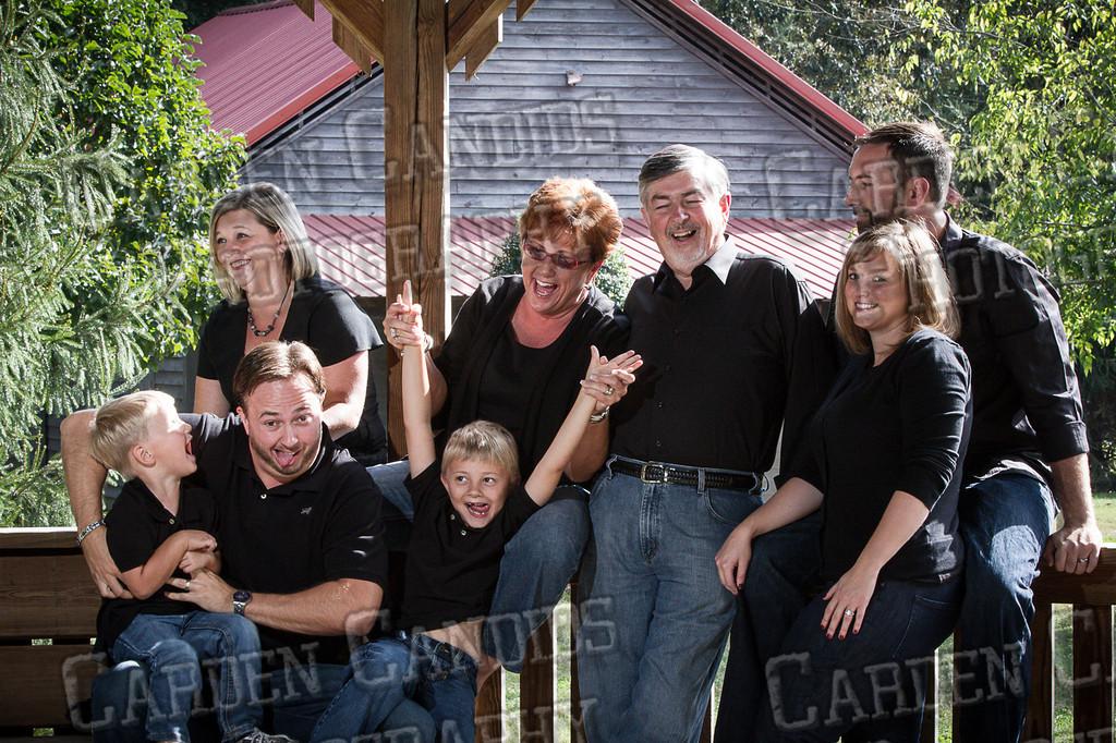 Jones Family at the Park-28