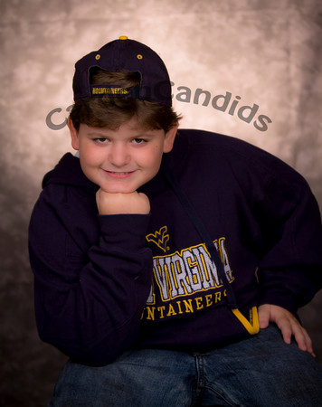 Cole McGraw 9 Years Old 2009 - Photos taken by: CardenCandids Photography, Mocksville NC