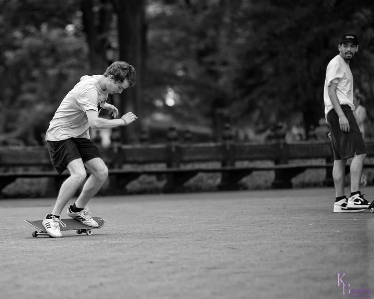 DSC_4286 skateboarding in the Mall