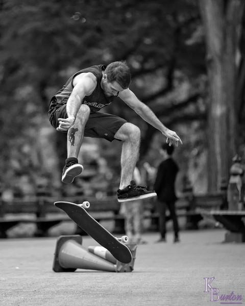 DSC_4287 skateboarding in the Mall