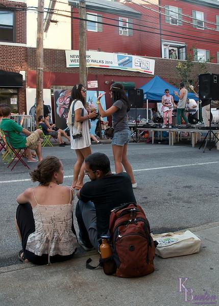 DSC_2206 street concert during Van Duzer days