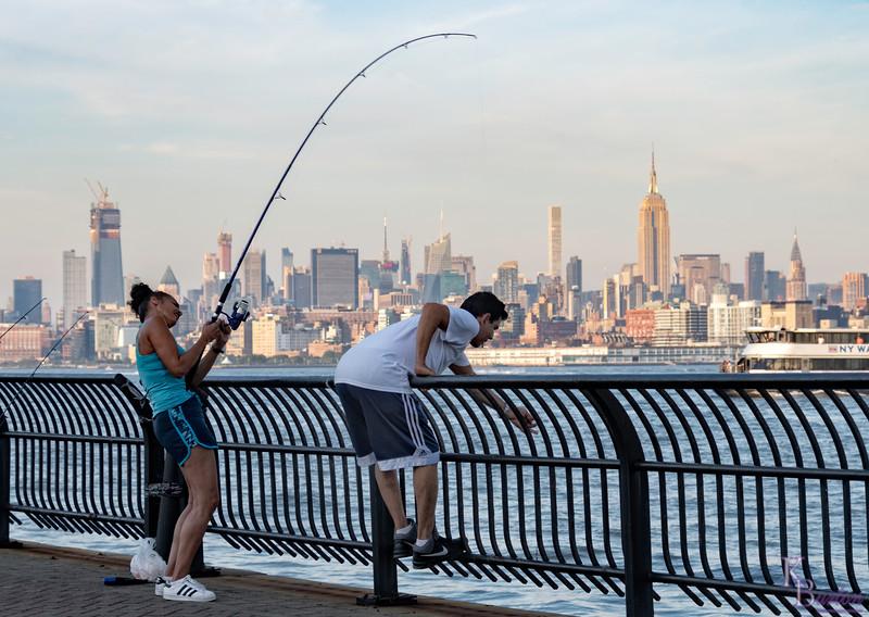 DSC_0002 fishing in the Hudson