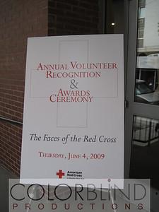 American Red Cross Volunteer Recognition 2009