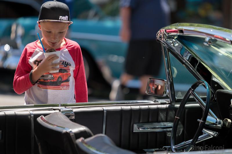 Woodland Car Show