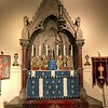 High Altar just after Candlemas High Mass