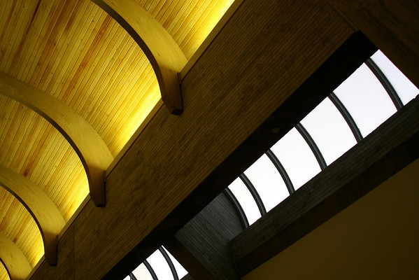 Cannon Chapel: The Architecture of Paul Rudolph