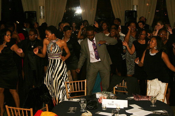 Black Student Caucus Heritage Ball 2012