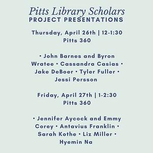 lib scholars