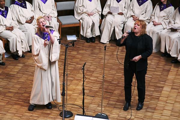 Metro State Prison Women's Choir