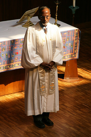 Word & Table with Dr. Thomas Thangaraj (2008)