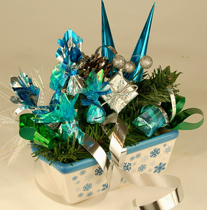 Christmas gift. - SALE! only $15.00  A Cup With Candy and decor for Christmas