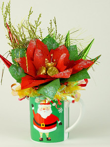 Christmas Candy Basket- $25.00
