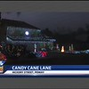 KUSI TV morning news of Candy Cane Poway