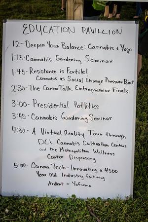 National Cannabis Festival, Washington, DC, April 23, 2016, photo by Ben Droz