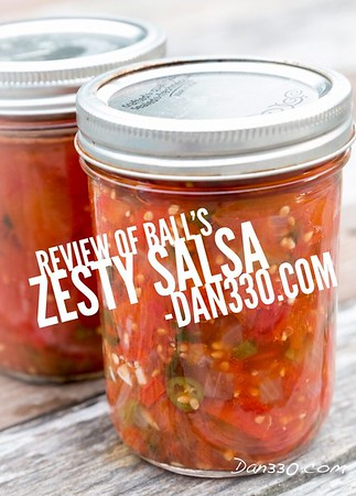 Canned Salsa Recipe