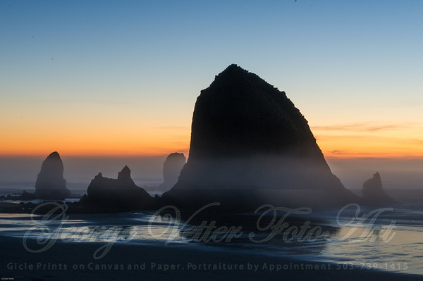Cannon Beach in Review