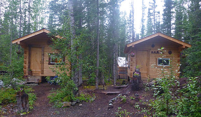 Blackburn Cabins - We stayed here before flying in to start the float trip