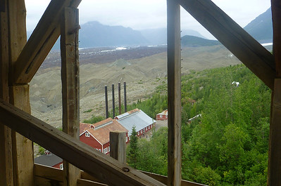 Views from the Kennicott Mine tour