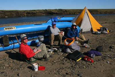 Camp 2 + 3 - Caribou Crossing Camp