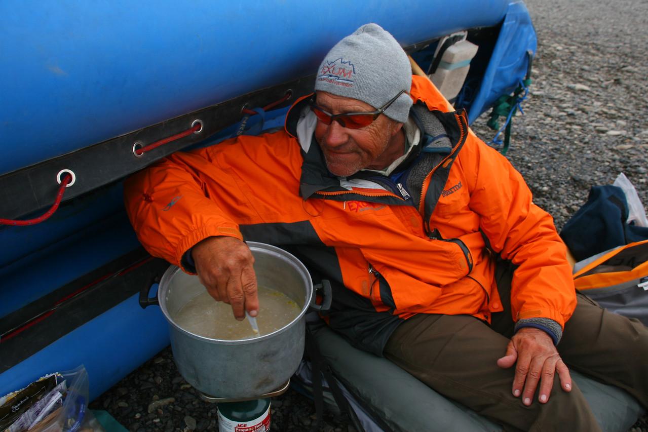 Camp 14 - Kurupa River Camp