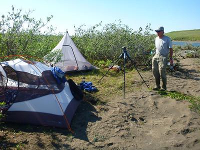 Camp 10 - Musk Ox Camp