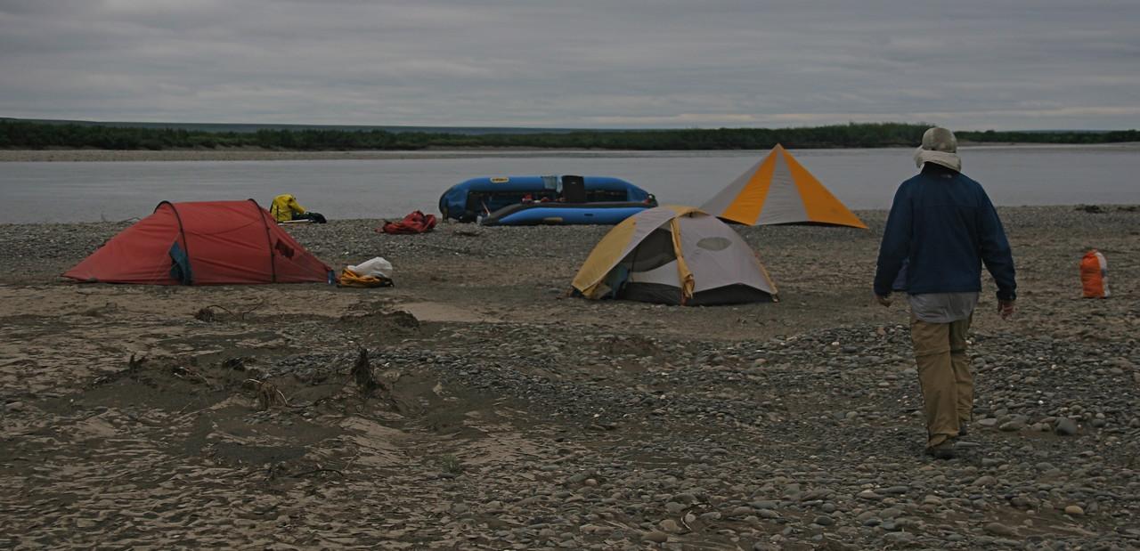 Camp 16 - After Killik Camp, aka as Moose Camp
