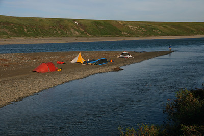Camp 9 - Island Camp