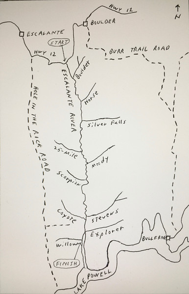 Escalante - Map