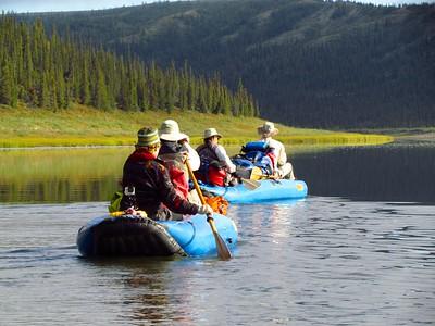 Horton River Canoe Trip
