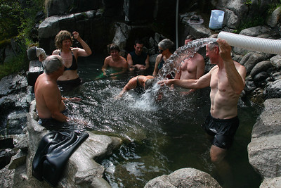 Bathtub Hot Springs is a real treat