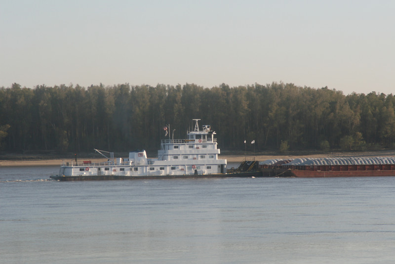 Mississippi tugboat