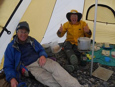 Kokolik 7 - Black Cliff Camp -