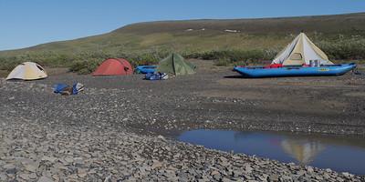 Camp 7 - Utukok  - Caribou Crossing Camp