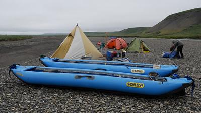 Camp 7 - Kokolik - Black Cliff Camp -