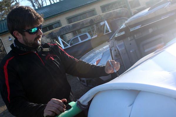 Set One 2016 Kenduskeag Stream Canoe Race - Camera One