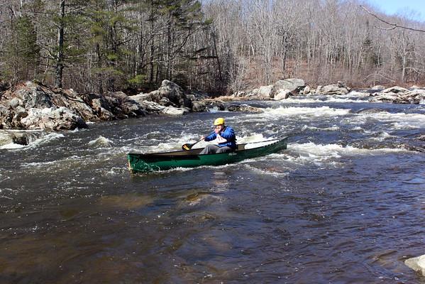 2016 Marsh Stream Canoe Race - Camera One