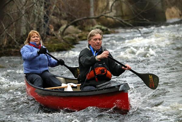 2016 Passagassawakeag River Canoe Race - Camera One