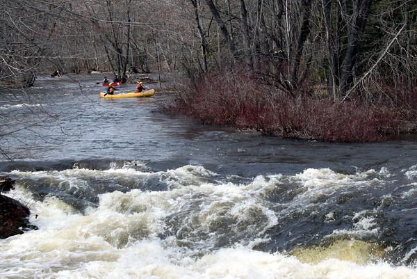 2016 Souadabscook Canoe Race - Camera One