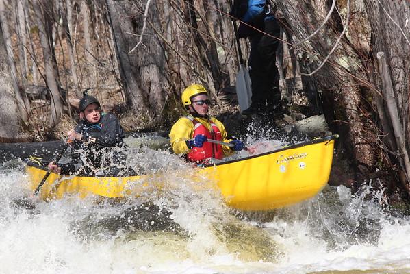 2016 Souadabscook Stream Canoe Race - Camera Two