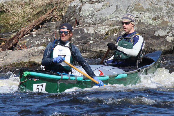 Set 1 2016 Kenduskeag Stream Canoe Race - Camera Two