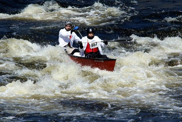 Set Two 2016 Kenduskeag Stream Canoe Race - Camera One