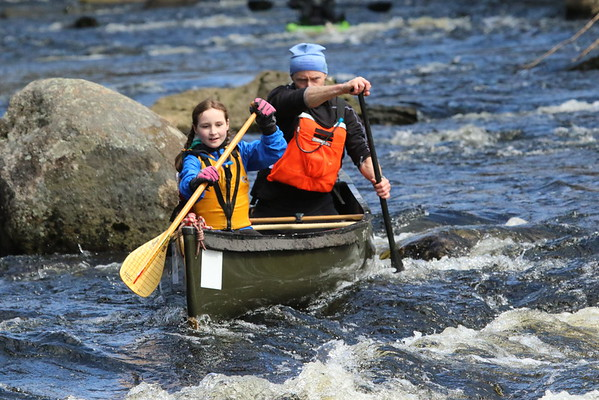 St. George River Canoe Race 2016 Camera One