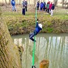 River Crossing Team challenge for corporates, for schools and youth groups