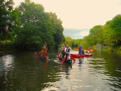 Canoe, Kayak And SUP Courses